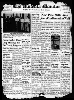 The Mineola Monitor (Mineola, Tex.), Vol. 74, No. 42, Ed. 1 Thursday, January 5, 1950