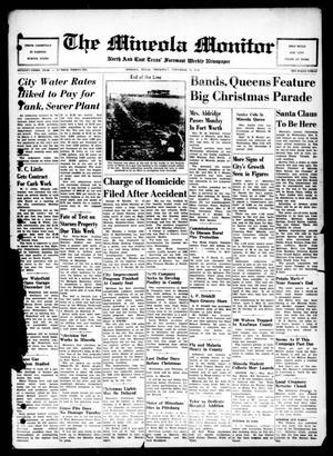 The Mineola Monitor (Mineola, Tex.), Vol. 73, No. 36, Ed. 1 Thursday, November 25, 1948