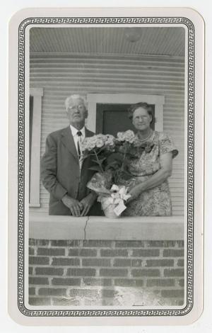 [Photograph of O. G. and Judith Dahlberg]