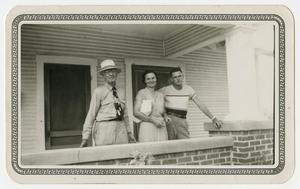 [Photograph of the Dahlberg Family]
