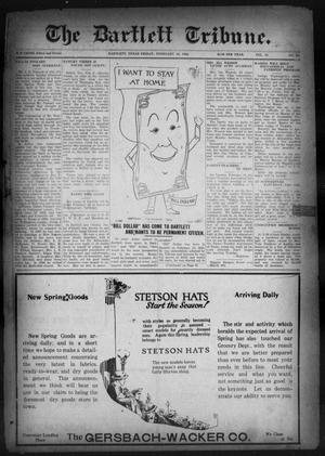 The Bartlett Tribune and News (Bartlett, Tex.), Vol. 38, No. 26, Ed. 1, Friday, February 15, 1924