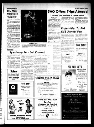 The North Texas Daily (Denton, Tex ), Vol  56, No  29, Ed  1