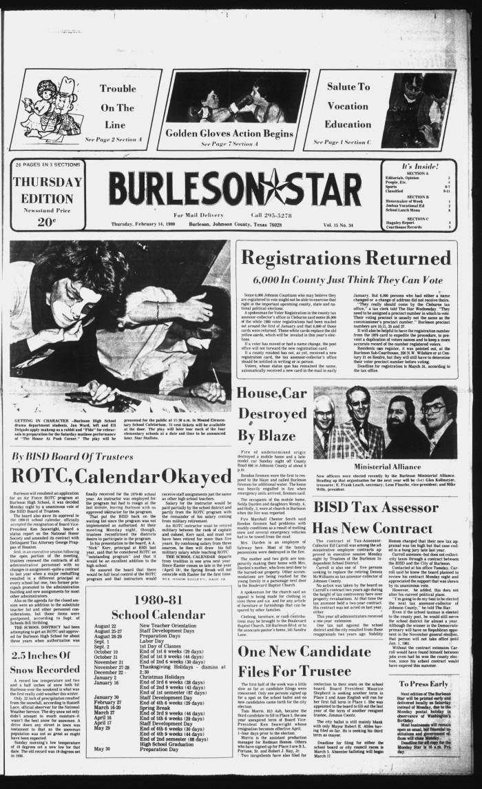 Burleson tx classifieds