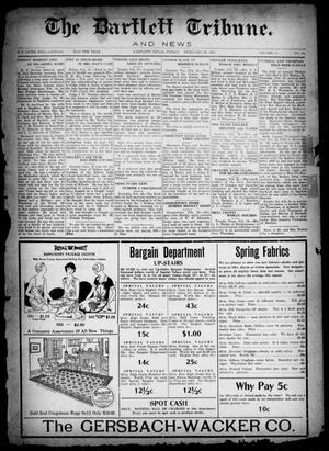 The Bartlett Tribune and News (Bartlett, Tex.), Vol. 41, No. 24, Ed. 1, Friday, February 25, 1927