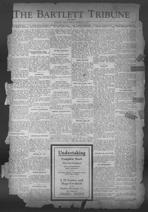 Primary view of object titled 'The Bartlett Tribune and News (Bartlett, Tex.), Vol. 46, No. 26, Ed. 1, Friday, February 17, 1933'.