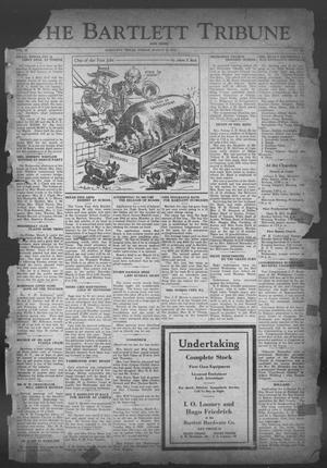 Primary view of object titled 'The Bartlett Tribune and News (Bartlett, Tex.), Vol. 46, No. 29, Ed. 1, Friday, March 10, 1933'.