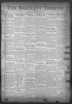 Primary view of object titled 'The Bartlett Tribune and News (Bartlett, Tex.), Vol. 46, No. 34, Ed. 1, Friday, April 14, 1933'.