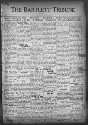 Primary view of object titled 'The Bartlett Tribune and News (Bartlett, Tex.), Vol. 46, No. 35, Ed. 1, Friday, April 28, 1933'.