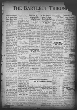 Primary view of object titled 'The Bartlett Tribune and News (Bartlett, Tex.), Vol. 46, No. 37, Ed. 1, Friday, May 12, 1933'.