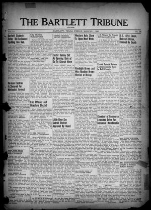 The Bartlett Tribune and News (Bartlett, Tex.), Vol. 53, No. 24, Ed. 1, Friday, March 1, 1940