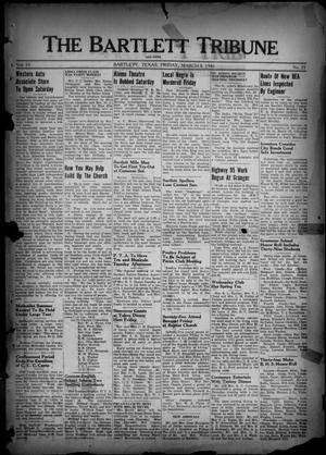 Primary view of object titled 'The Bartlett Tribune and News (Bartlett, Tex.), Vol. 53, No. 25, Ed. 1, Friday, March 8, 1940'.