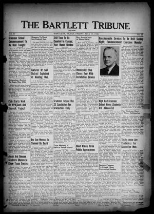 The Bartlett Tribune and News (Bartlett, Tex.), Vol. 53, No. 35, Ed. 1, Friday, May 17, 1940