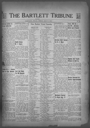 Primary view of object titled 'The Bartlett Tribune and News (Bartlett, Tex.), Vol. 55, No. 46, Ed. 1, Friday, July 31, 1942'.
