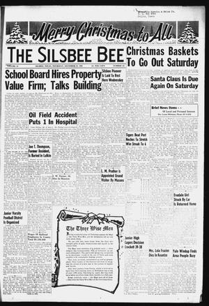 Primary view of object titled 'The Silsbee Bee (Silsbee, Tex.), Vol. 43, No. 42, Ed. 1 Thursday, December 21, 1961'.