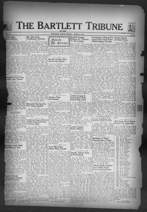 Primary view of object titled 'The Bartlett Tribune and News (Bartlett, Tex.), Vol. 58, No. 2, Ed. 1, Friday, October 6, 1944'.