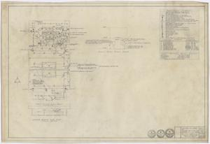 Primary view of object titled 'Winters School Cafeteria, Winters, Texas: Electrical Plans'.