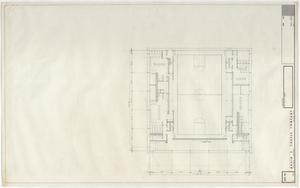 Primary view of object titled 'School Gymnasium Building Iraan, Texas: Layout'.