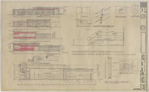 Primary view of object titled 'School Cafeteria Building Iraan, Texas: Elevations'.