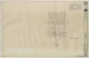 Primary view of object titled 'School Science Building Iraan, Texas: Electrical Plan'.