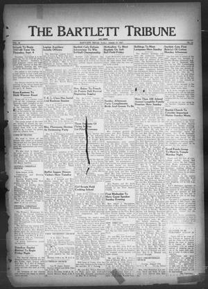 Primary view of object titled 'The Bartlett Tribune and News (Bartlett, Tex.), Vol. 60, No. 44, Ed. 1, Friday, August 15, 1947'.