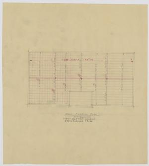 Primary view of object titled 'First Baptist Church Educational Building, Breckenridge, Texas: Roof Framing Plan'.