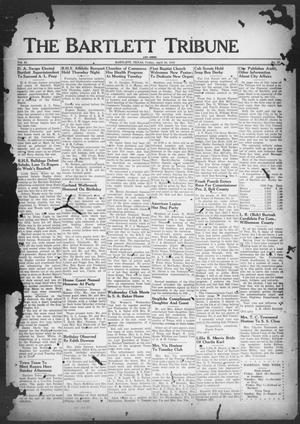 Primary view of object titled 'The Bartlett Tribune and News (Bartlett, Tex.), Vol. 61, No. 27, Ed. 1, Friday, April 30, 1948'.