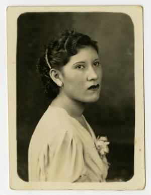 [Portrait of a Woman, Lupe Coronado]