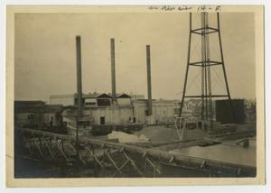 Primary view of object titled '[Power Station Construction Progress #28]'.