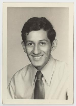 [Portrait of a Young Man, Gonzalo Martinez]