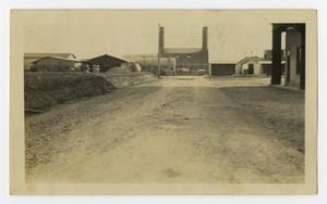 "Primary view of object titled '""After"" Road Back at Lakeside Power Station'."