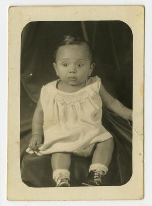 [Portrait of a Small Child, Lionel Martinez]