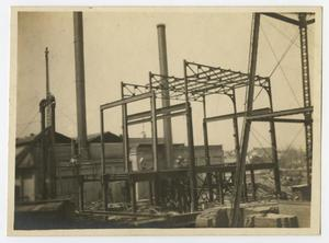 Primary view of object titled '[Power Station Construction Progress #19]'.