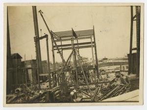 Primary view of object titled '[Power Station Construction Progress #4]'.