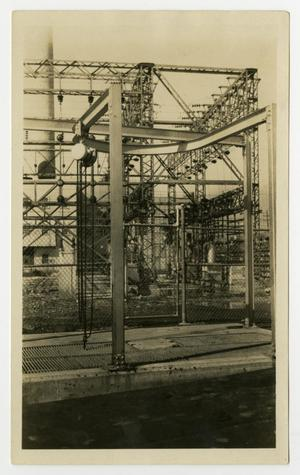 Primary view of object titled '[Electrical Power Station]'.
