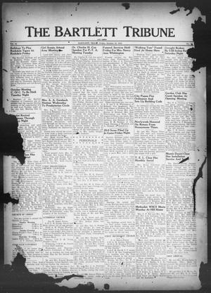 Primary view of object titled 'The Bartlett Tribune and News (Bartlett, Tex.), Vol. 61, No. 51, Ed. 1, Friday, October 22, 1948'.