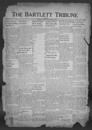 Primary view of object titled 'The Bartlett Tribune and News (Bartlett, Tex.), Vol. 64, No. 8, Ed. 1, Friday, January 5, 1951'.
