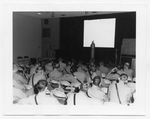 [Police Department Meeting at Beaumont Service Center #4]