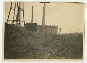Primary view of object titled '[Power Station Construction Progress #11]'.