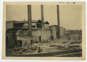 Primary view of object titled '[Power Station Construction Progress #18]'.