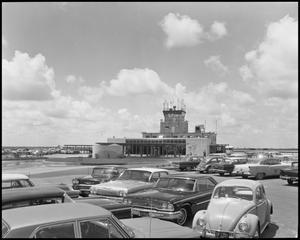[Parking Lot at Airways Inn #1]