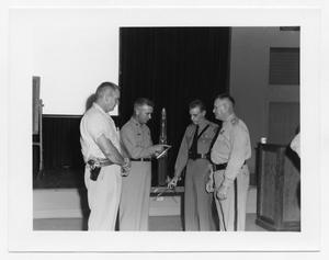 [Police Department Meeting at Beaumont Service Center #10]