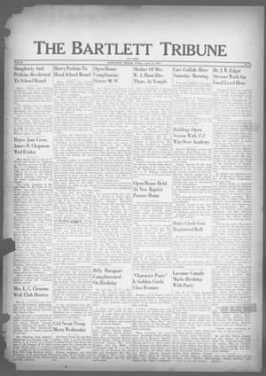 Primary view of object titled 'The Bartlett Tribune and News (Bartlett, Tex.), Vol. 64, No. 22, Ed. 1, Friday, April 13, 1951'.