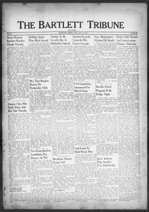 Primary view of object titled 'The Bartlett Tribune and News (Bartlett, Tex.), Vol. 66, No. 27, Ed. 1, Friday, May 15, 1953'.
