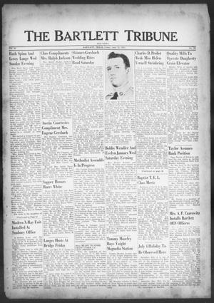 Primary view of The Bartlett Tribune and News (Bartlett, Tex.), Vol. 66, No. 33, Ed. 1, Friday, June 26, 1953