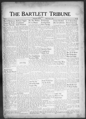 The Bartlett Tribune and News (Bartlett, Tex.), Vol. 66, No. 36, Ed. 1, Friday, July 17, 1953