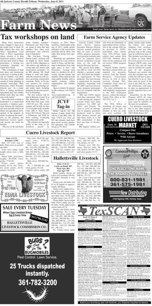 Jackson County Herald-Tribune (Edna, Tex ), Vol  104, No  28
