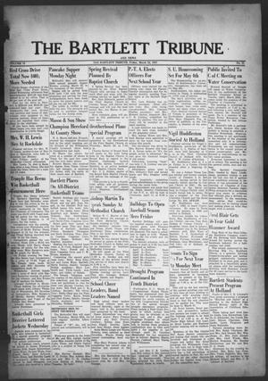 The Bartlett Tribune and News (Bartlett, Tex.), Vol. 70, No. 21, Ed. 1, Friday, March 22, 1957