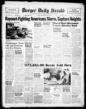 Borger Daily Herald (Borger, Tex.), Vol. 17, No. 137, Ed. 1 Sunday, May 2, 1943