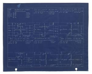 Primary view of object titled '[Survey Blueprint #3]'.