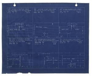Primary view of object titled '[Survey Blueprint #10]'.